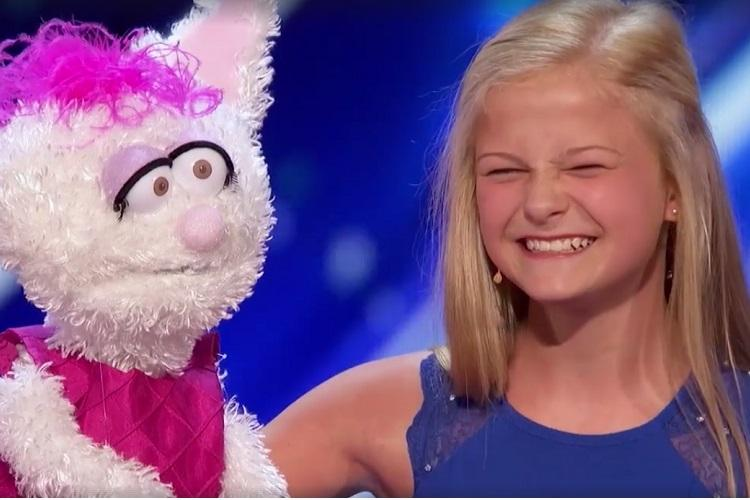 Video This 12-year-old will blow your mind her puppet not just talks but sings