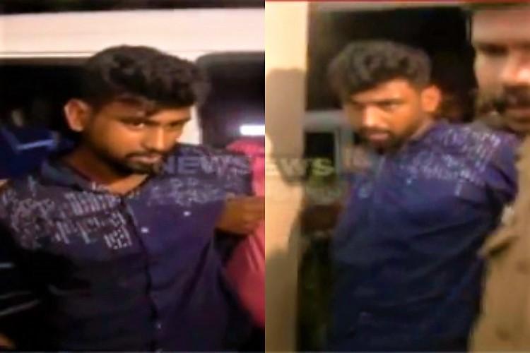 Hasini muder case Dhasvanth brought to Chennai after police foil escape bid