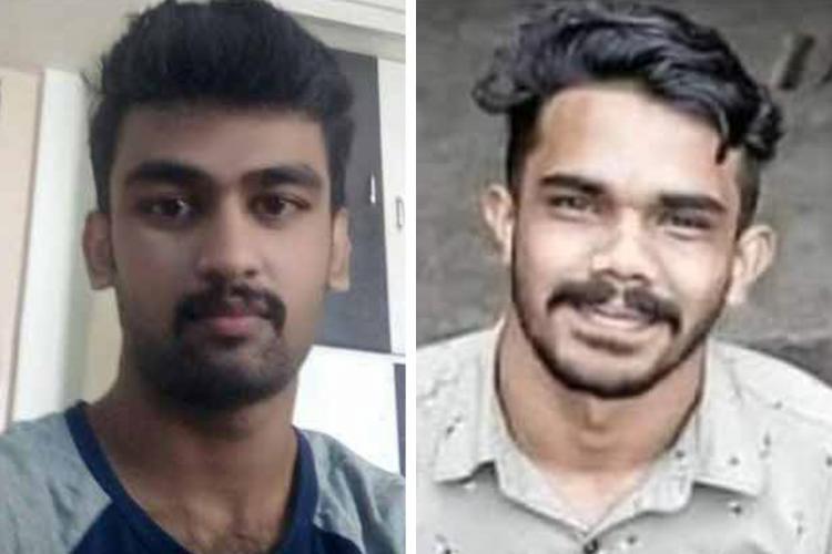 Kerala child sexual abuse accused DYFI worker Arjun, and Dhasvanth, accused in Hasini rape and murder case
