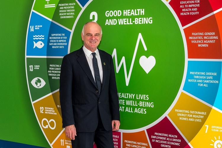 We cannot be unprepared for the next global health emergency Dr David Nabarro