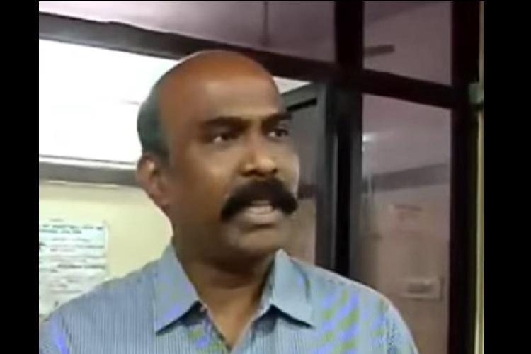 TN IG Intelligence Davidson shunted out 10 days after posting