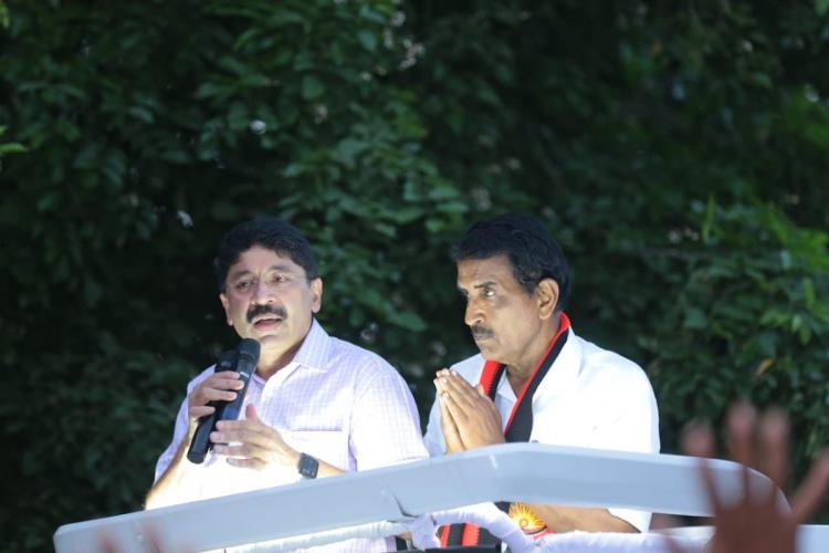 AIADMK files complaint against Dayanidhi Maran for mummy-daddy comment