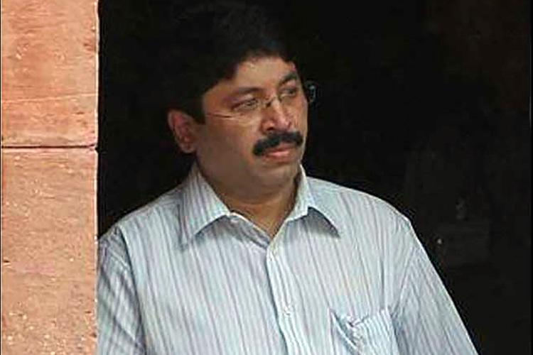 Maran brothers discharged in Telephone exchange scam