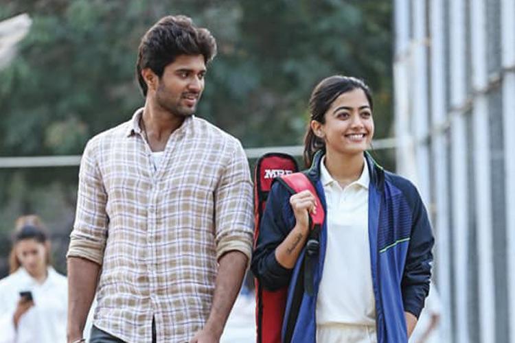 Dear Comrade review Vijay Deverakonda Rashmika surprise in this romantic drama