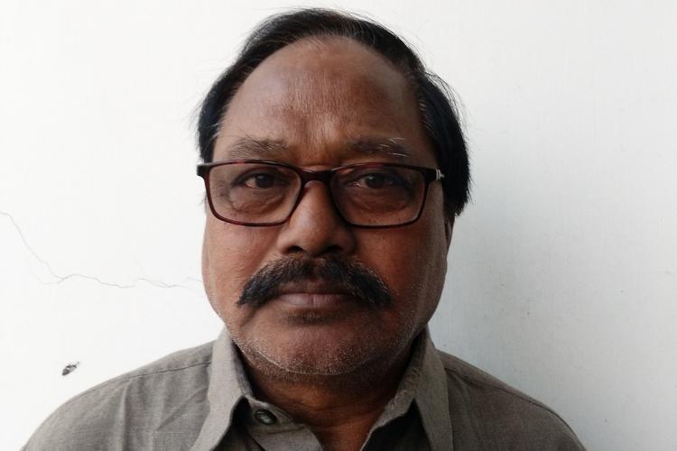 BJP MLA from Hemtabad Debendra Nath Roy