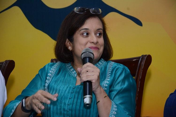 Former MD of Intel South Asia Debjani Ghosh takes over as Nasscom President