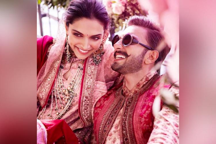 Deepika and Ranveer off to Bengaluru for their wedding reception