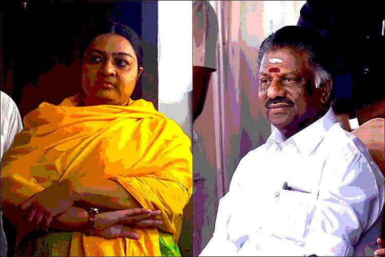 OPS unfazed Promises probe into Jayas death invites Deepa to join him