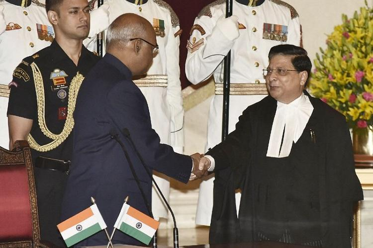 Justice Dipak Misra is new Chief Justice of India