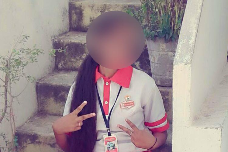 Sorry mom Hyd teen kills self as school doesnt let her write exam over unpaid fees