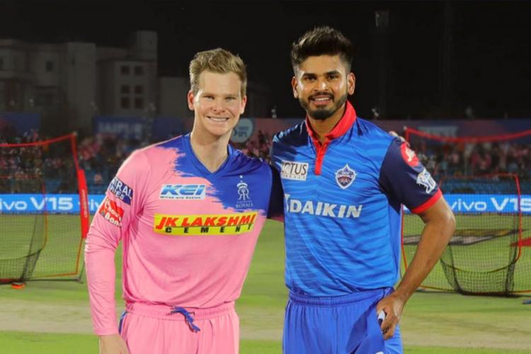 Delhi Capitals prepare to face Rajasthan Royals in their sixth game of the IPL2020 campaign