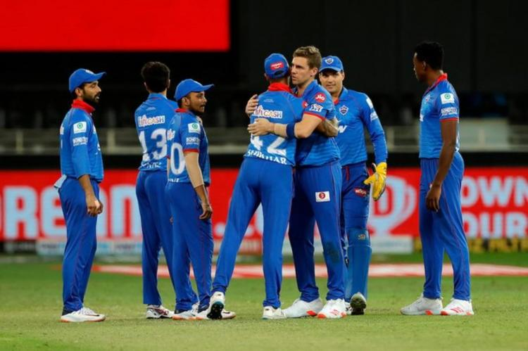 DC manage to limit RR to secure their victory