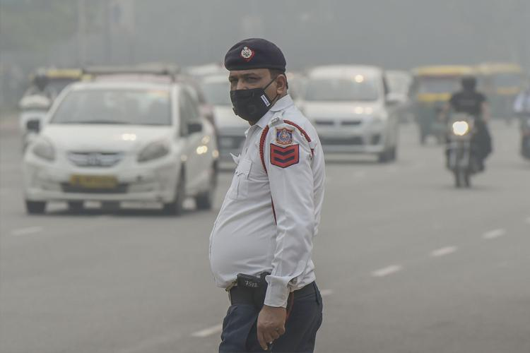Delhi smog Why are so many people getting itchy eyes
