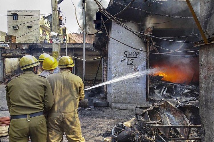 Delhi communal riots Death toll rises to 32