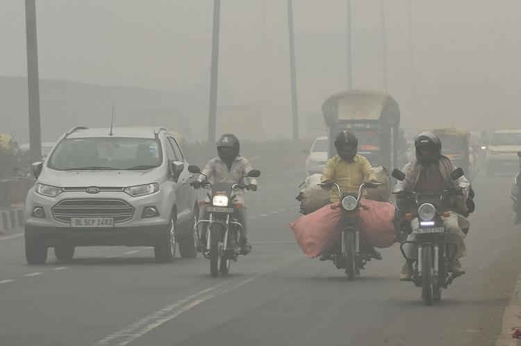 Schools in Indian capital reopen, air quality still unhealthy