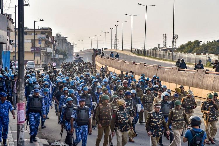 Delhi Police failed to act professionally SC slams violence in capital
