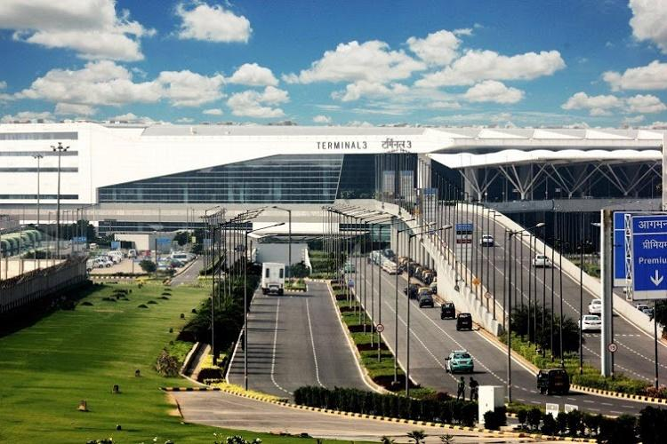 Suspected Radioactive leak Fire engines disaster response teams rush to Delhi Airport T3