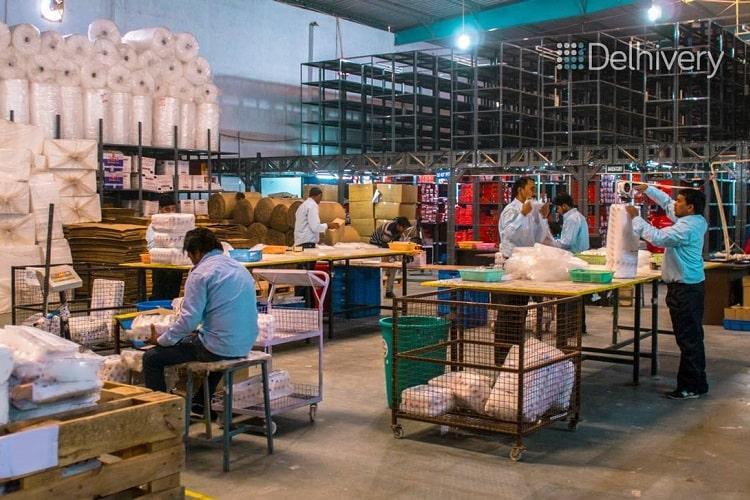 SoftBank invests 350 million in logistics startup Delhivery
