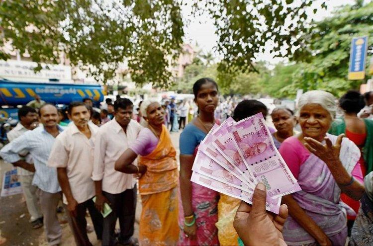 Why a cashless society would hurt the poor A lesson from India