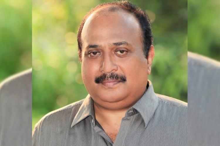 Malayalam Script Writer and Director Dennis Joseph