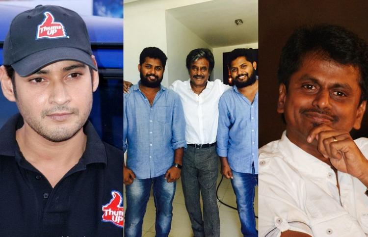 Kabali stunt choreographers roped in for AR Murugadoss-Mahesh Babu bilingual