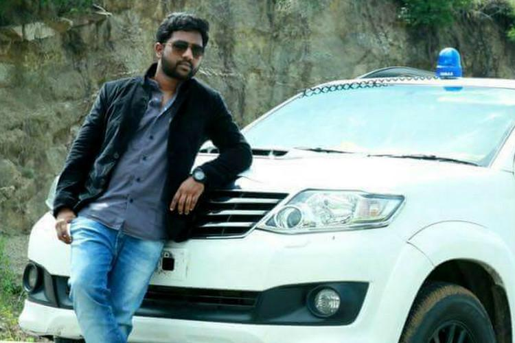 Andhra ministers son arrested by Hyderabad police for allegedly stalking woman