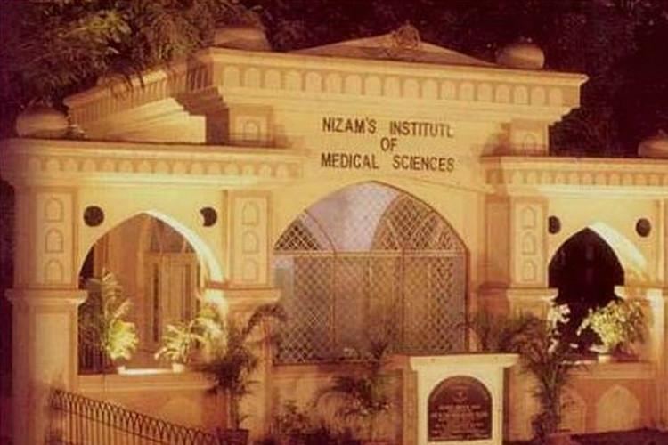 NIMS hospital staff protest over denial of leave on International Womens Day