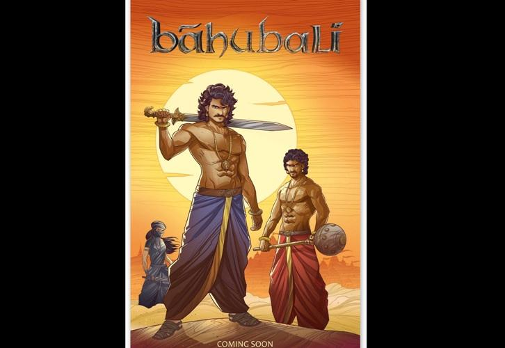 After movie now get set for Baahubali comics novels and games