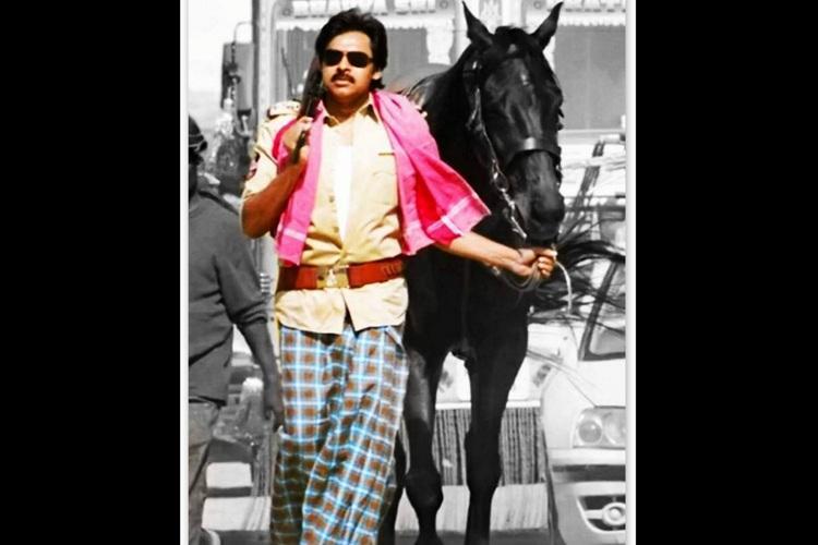 Pawan Kalyans film Sardar Gabbar Singh sold for 20 crores