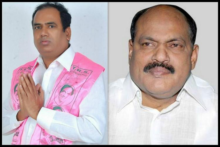 BJP makes the most out of TRS MLAs slap on party MLC in Hyderabad