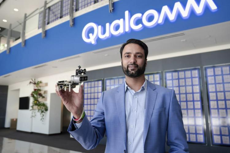 Qualcomm launches companys most advanced 5G and AI-enabled robotics platform