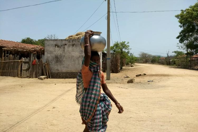Fluoride contamination in water is forcing adivasis to flee this Telangana village