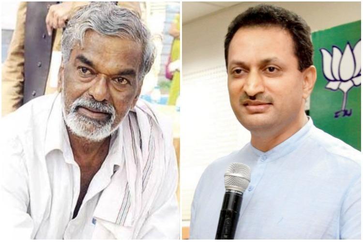 If Anantkumar Hegde becomes CM dread Karnataka will turn into graveyard Writer Devanoora Mahadeva