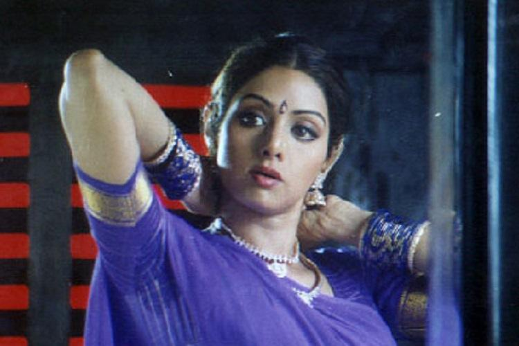 How Sridevi shot for Devaraagam in between her mothers botched up brain surgery