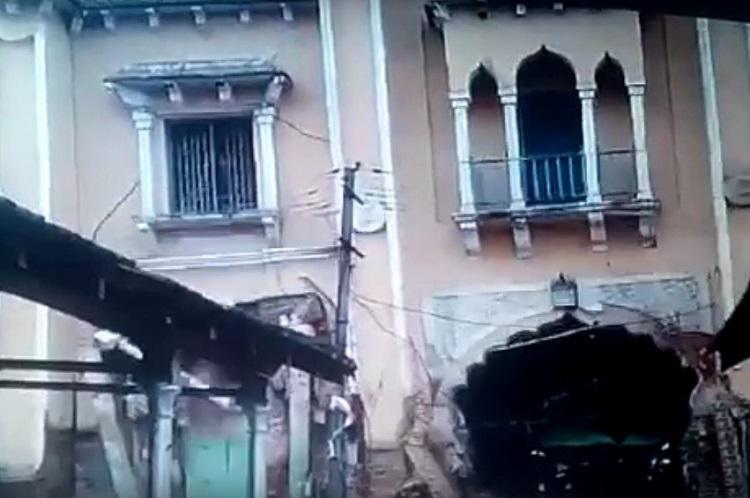 Century-old-building in Mysuru collapses historian says govt should not waste money on restoration