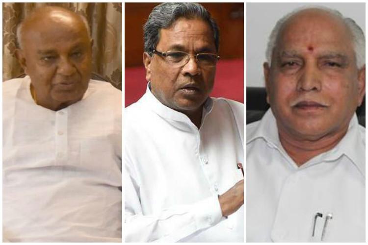 Karnataka BJP and JDS start political war of words after Congress MLA faces IT raid