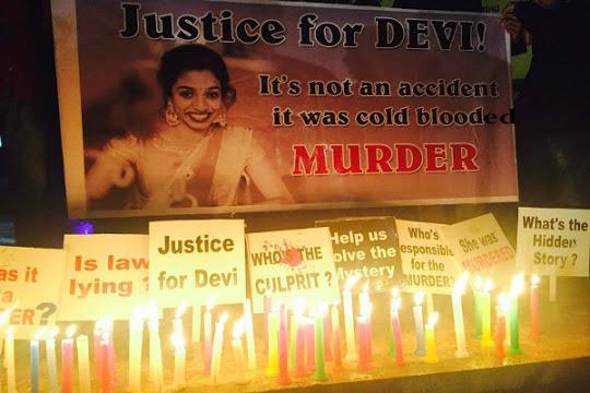 Accident or murder in Hyderabad 5 questions Devis family are raising about her death