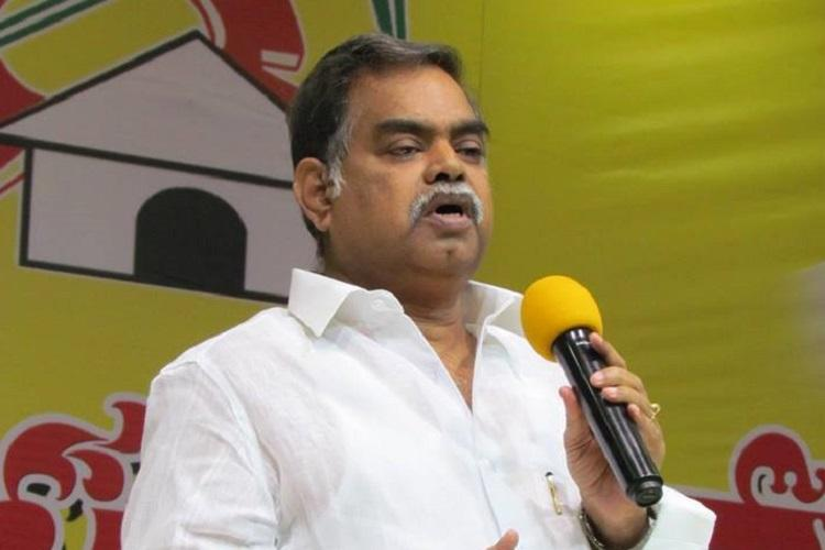 Senior TDP leader Devineni Nehru passes away