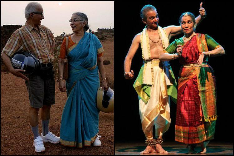 Couple in the Vodafone ad Meet the Dhananjayans Padma-winning Bharatnatyam gurus