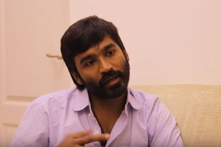I am more careful about what I say on screen now Actor Dhanush on stalking in Kollywood films