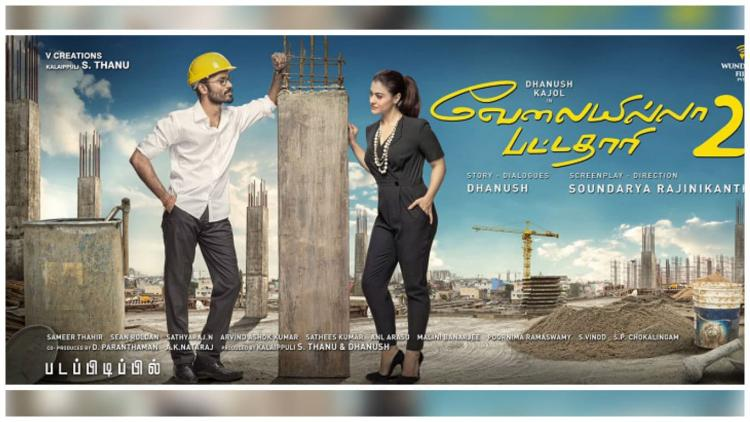 Dhanush says plans are underway for two more parts to the VIP franchise