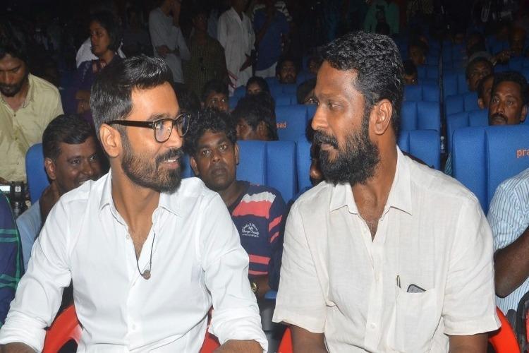 Vetrimaran wraps up first part of Dhanush starrer Vada Chennai