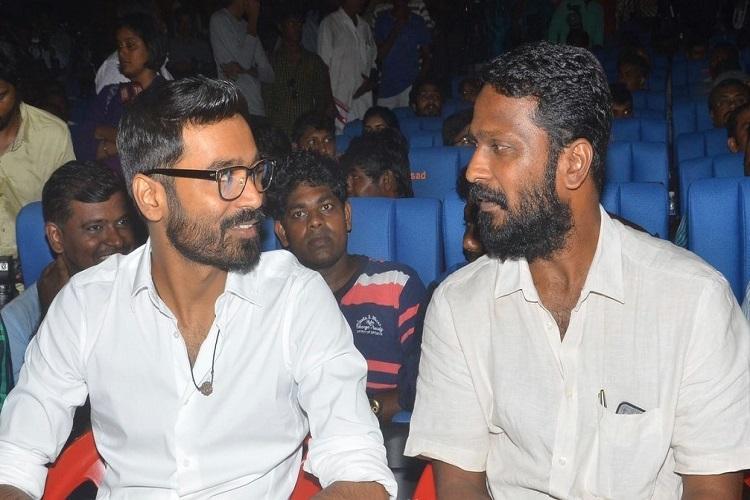 Dhanush back on Vada Chennai set