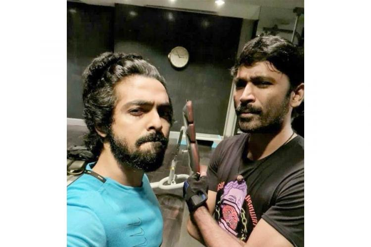 GV Prakash records three out of four songs for Dhanushs upcoming D 43