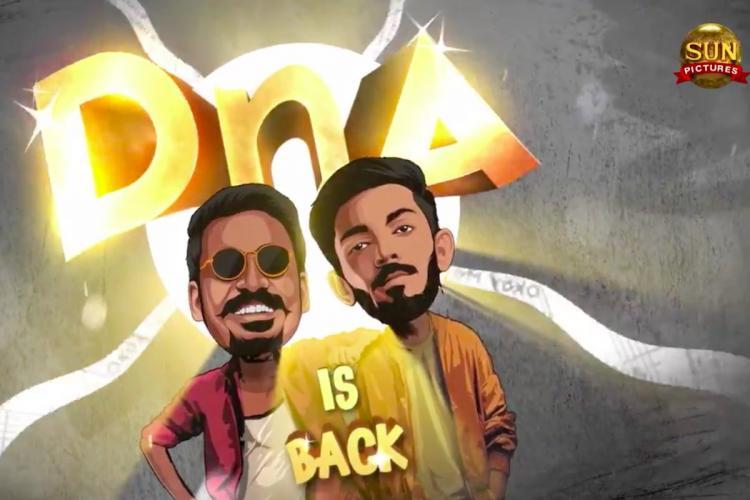 Dhanush and Anirudh Ravichander back together for D44