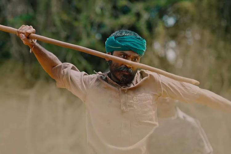 Watch Dhanush takes off on a fierce revenge battle in Asuran trailer