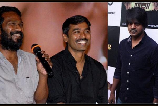 Dhanush reunites with Daniel Balaji for Vetrimaarans Vada Chennai