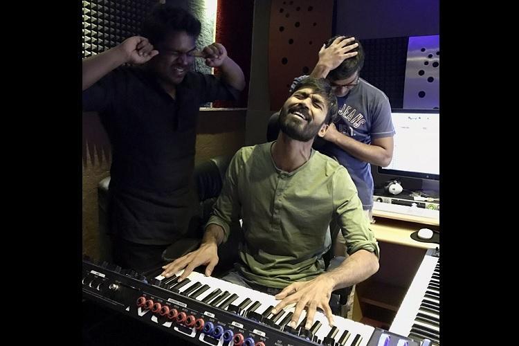 Dhanush teams up with Selvaraghavan and Yuvan Shankar for trippy song in Nenjam Marappathillai