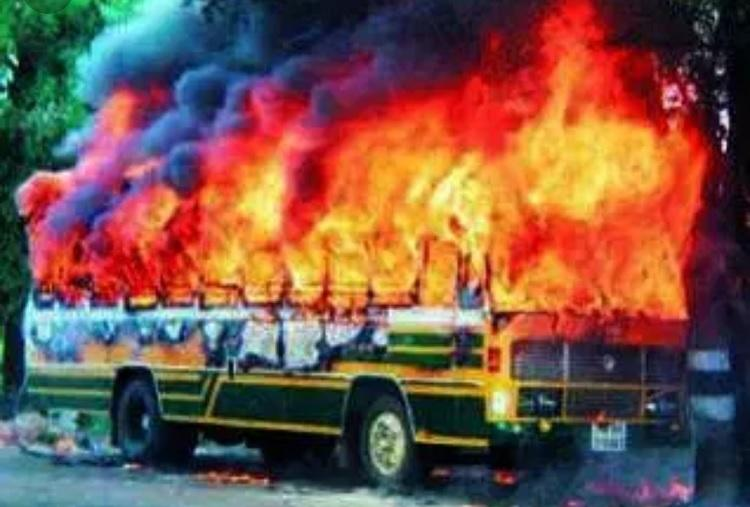 Dharmapuri bus burning AIADMK men responsible for death of 3 students let off