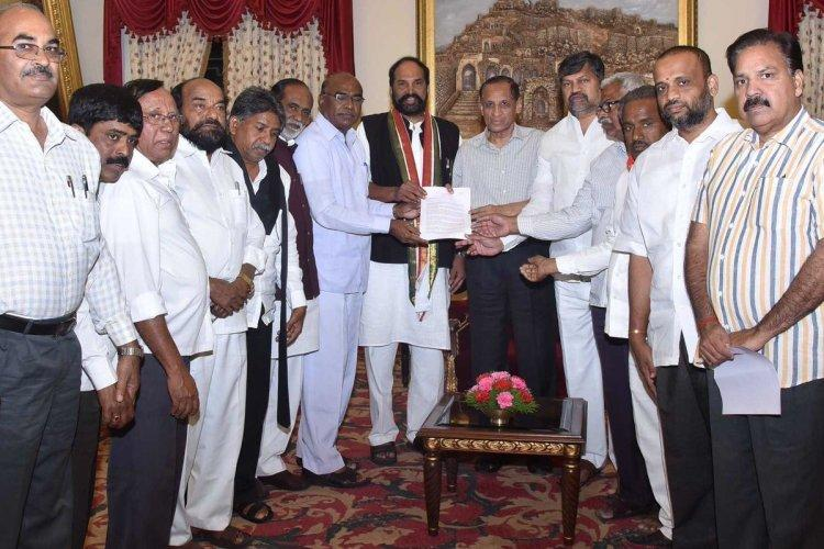 Opposition parties in Telangana unite against KCRs move to shift dharna chowk